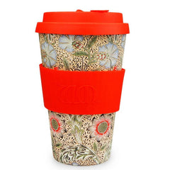 William Morris eCoffee Cup 400ml Corncockle