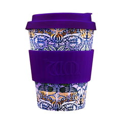 William Morris eCoffee Cup 340ml Peacock