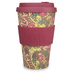 William Morris eCoffee Cup 400ml Seaweed