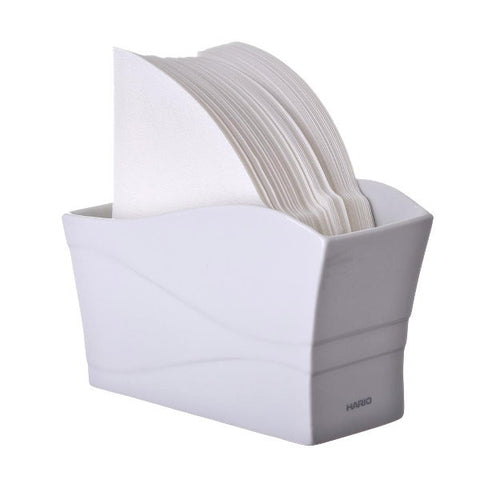 Hario V60 Filter Paper Stand With Filters