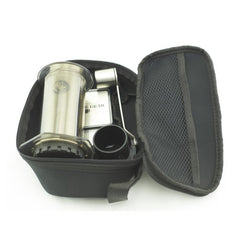 Rhinowares Travel Case Packed With Aeropress & Grinder
