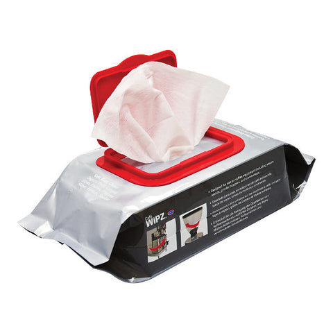 Urnex Café Wipz Equipment Cleaning Wipes