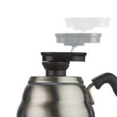 Hario V60 Drip Thermometer Kettle Top