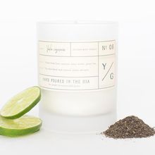 Load image into Gallery viewer, Young Gentry Candle #8: Viola Vigorem, 10 oz.