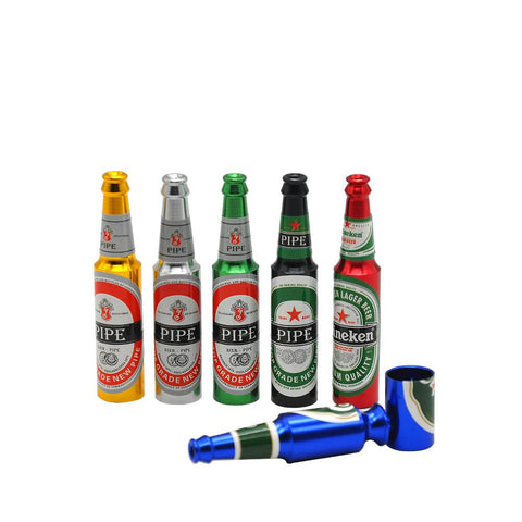 Beer Bottle Novelty Weed Bowl | Portable Pipe For Sale | Free Shipping