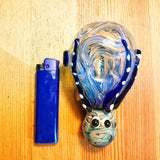 Octopus Glass Pipe Themed Pipes | Weed Bowls For Sale | Free Shipping