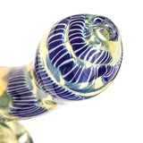 Spiral Glass Sherlock Bubbler  Water Pipes For Sale  Free Shipping