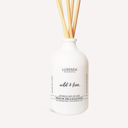 Reed Diffuser Wild&Free