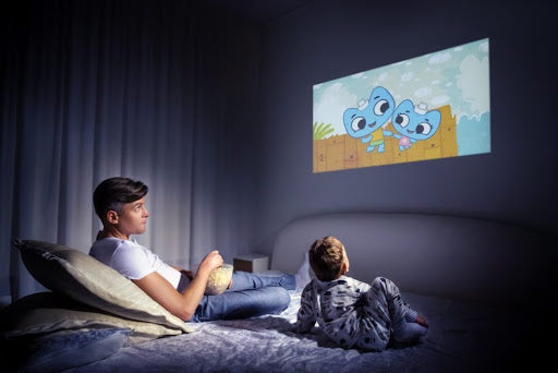Should you make the switch from TV to Projector?
