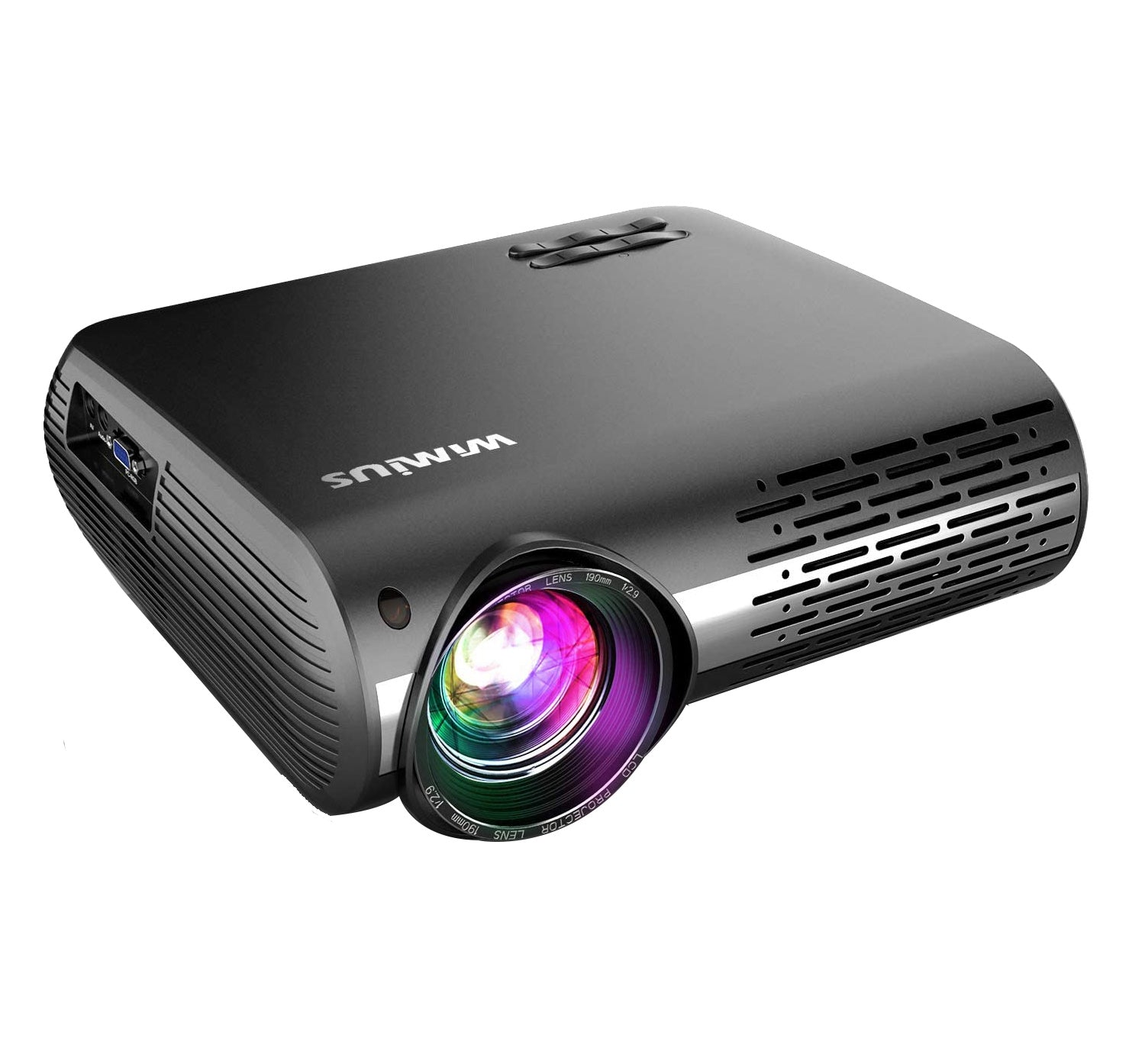 WiMiUS Video Projector - Newest P20 - Wimius