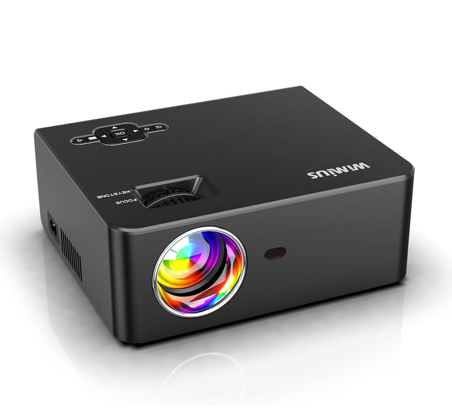 WiMiUS Video Projector - S2 - Wimius