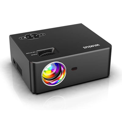 WiMiUS Video Projector - S2 - Wimius-store