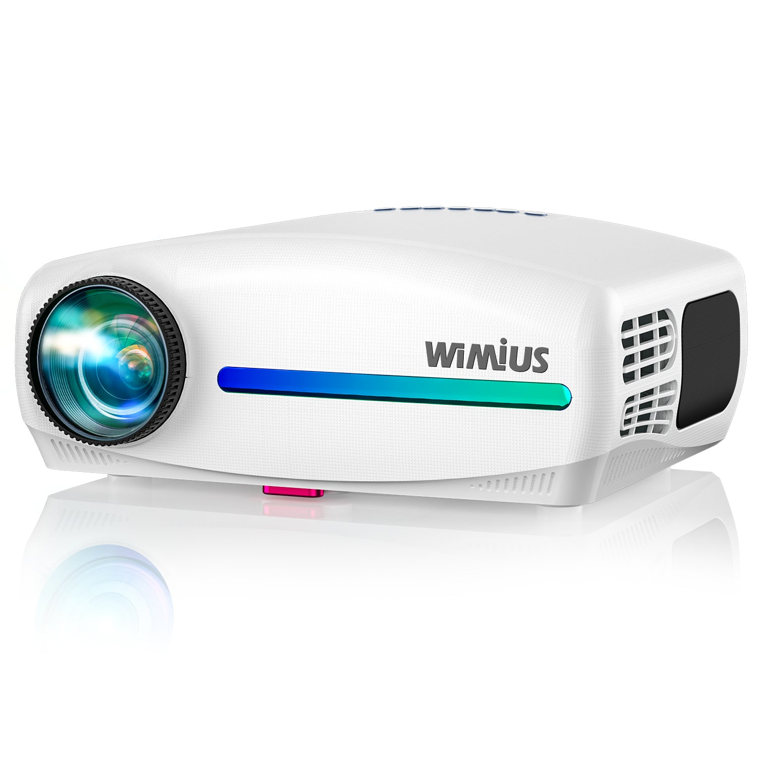 WiMiUS Video Projector - S1 - Wimius