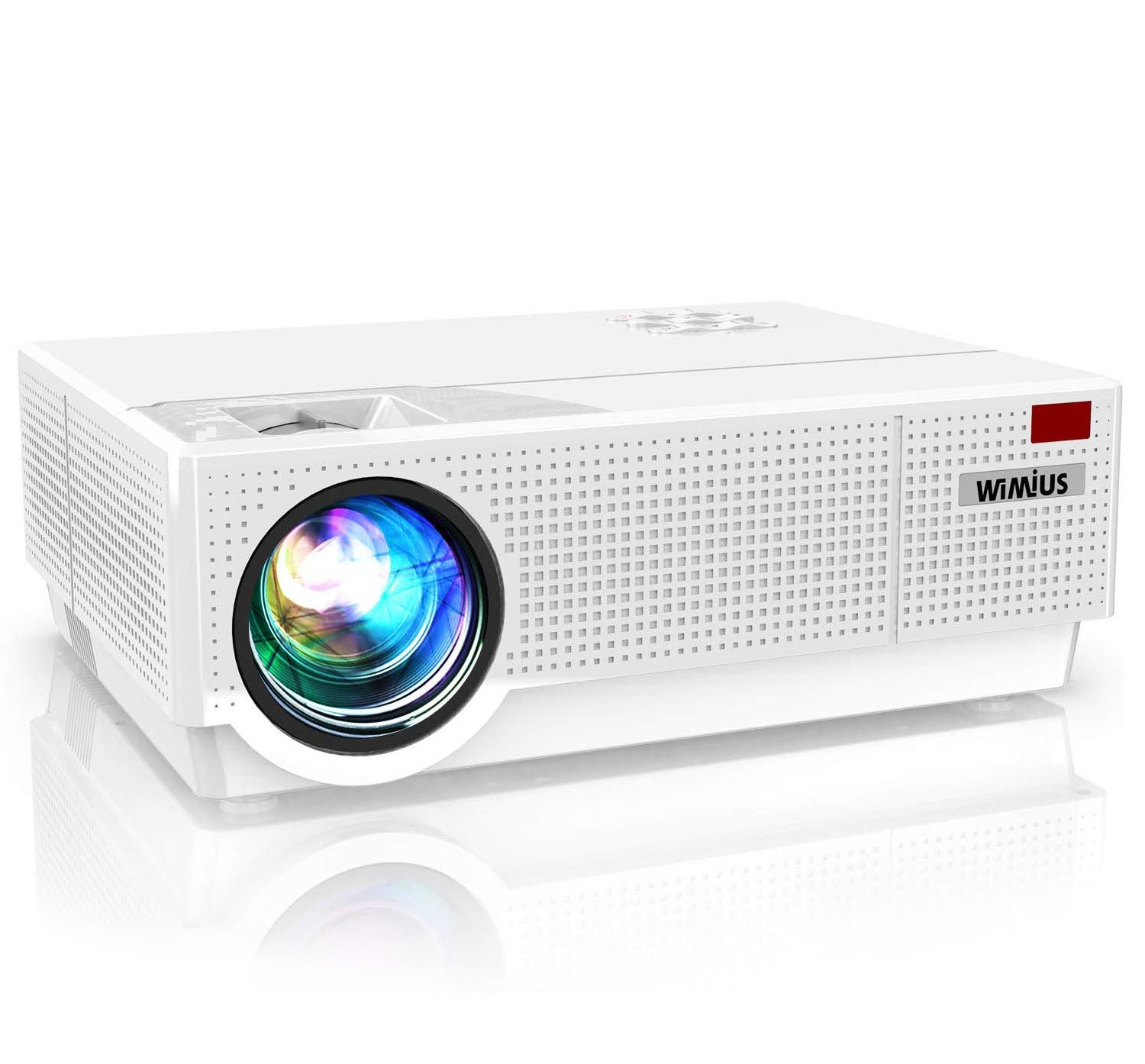 WiMiUS Video Projector - P28 - Wimius