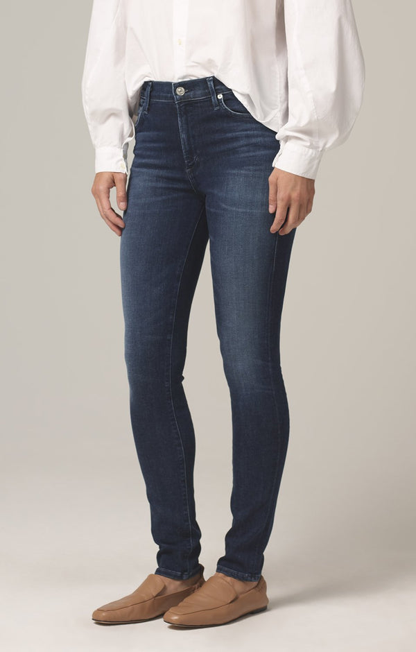 rocket mid rise skinny fit waverly side