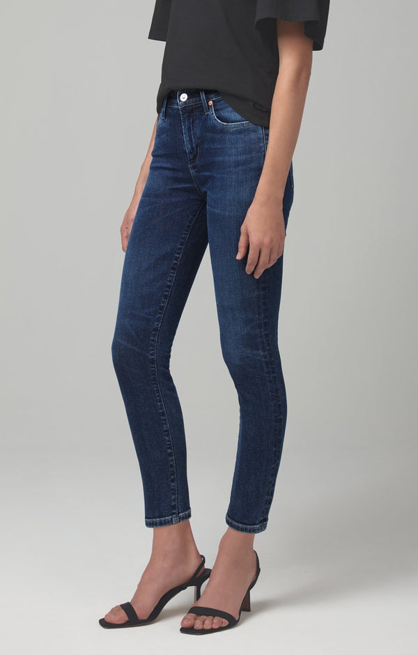 Rocket Mid Rise Skinny Fit in Alto