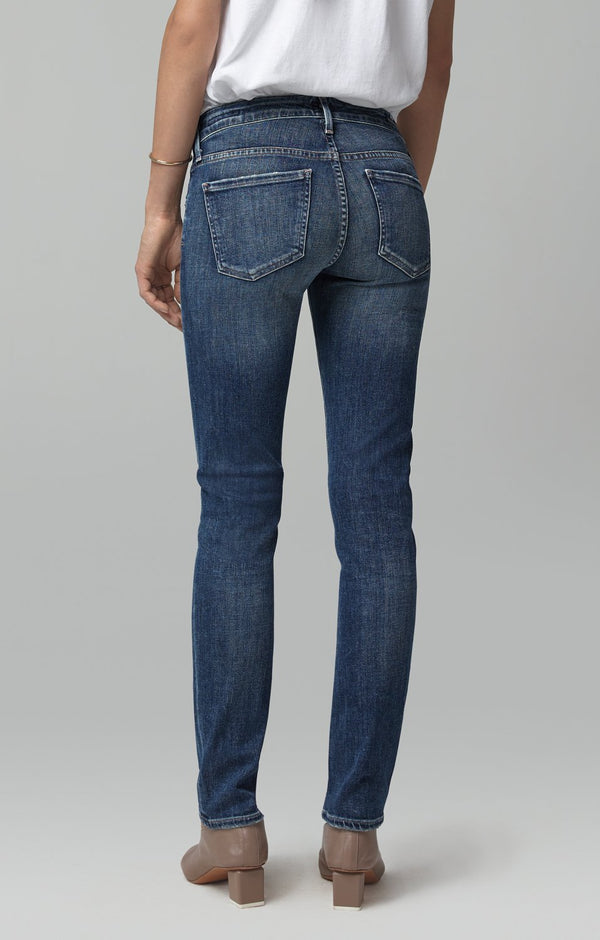 Racer Low Rise Skinny Fit in Rival