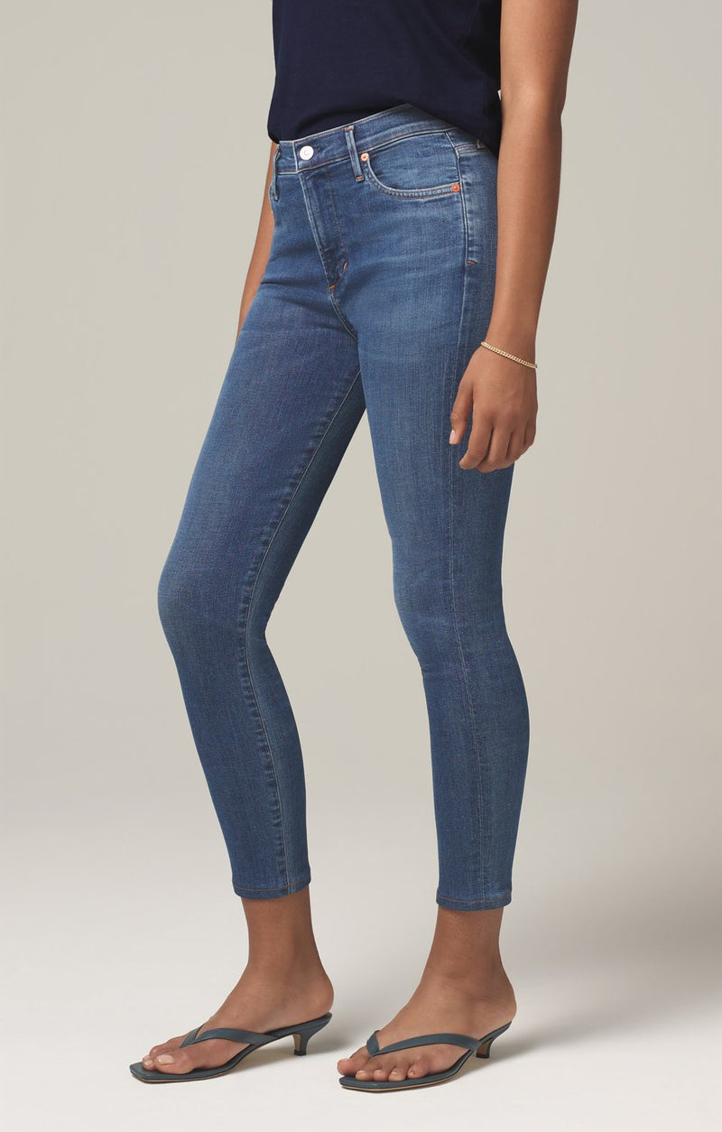 rocket crop mid rise skinny fit melody side