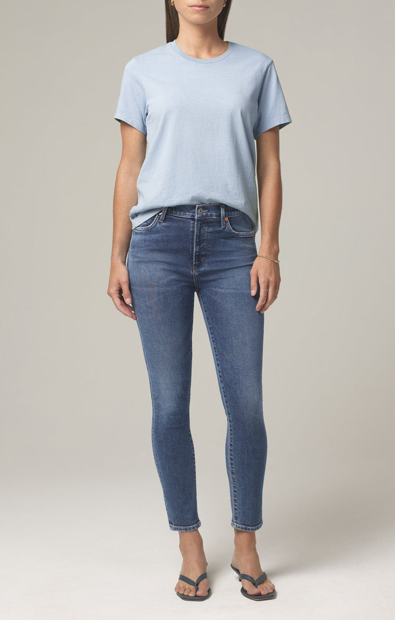 rocket crop mid rise skinny fit story front