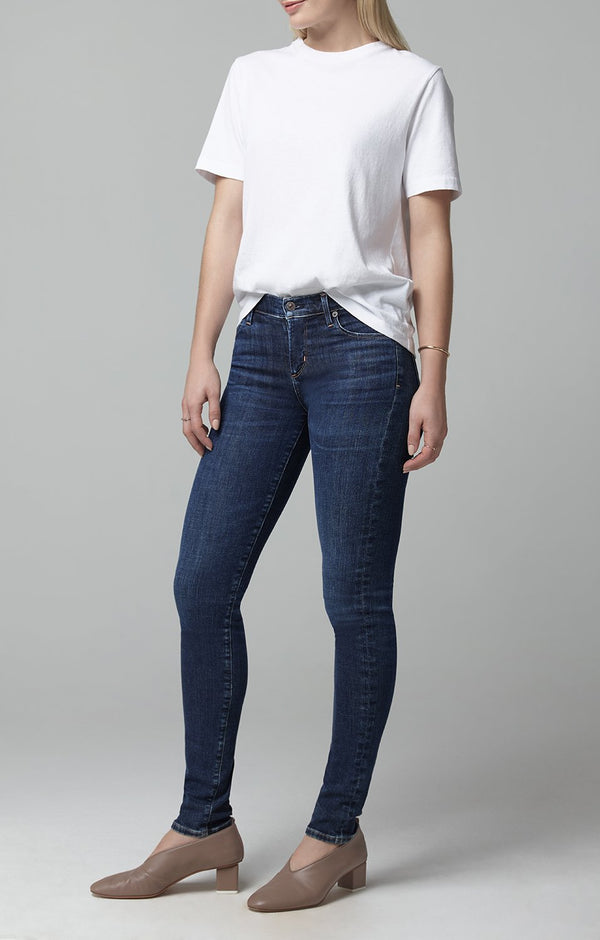 Avedon Ankle Ultra Skinny Fit in Modern Love