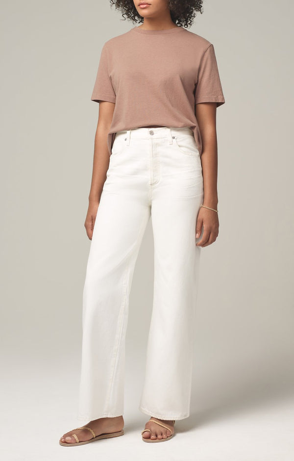 Flavie Trouser Jean in Idyll