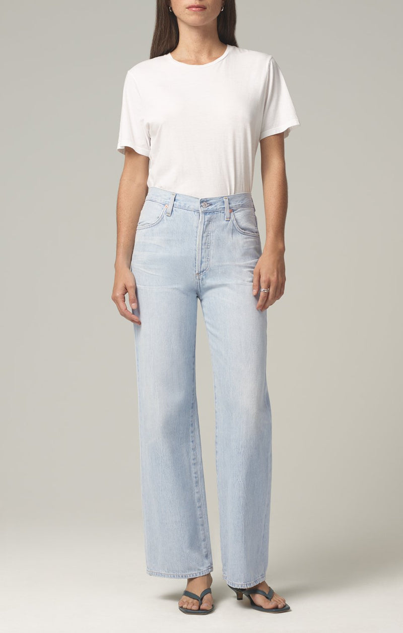 flavie trouser jean in promise front