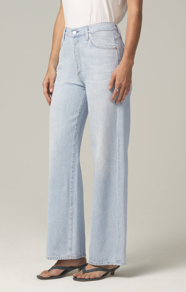 flavie trouser jean in promise side