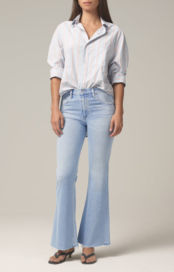 chloe flare soft fade front