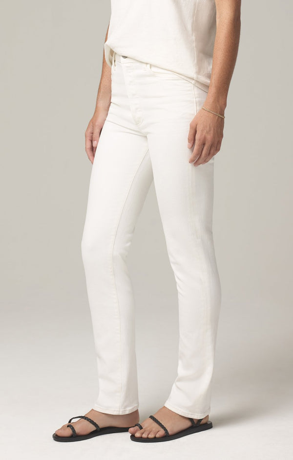 olivia long high rise slim fit zen front