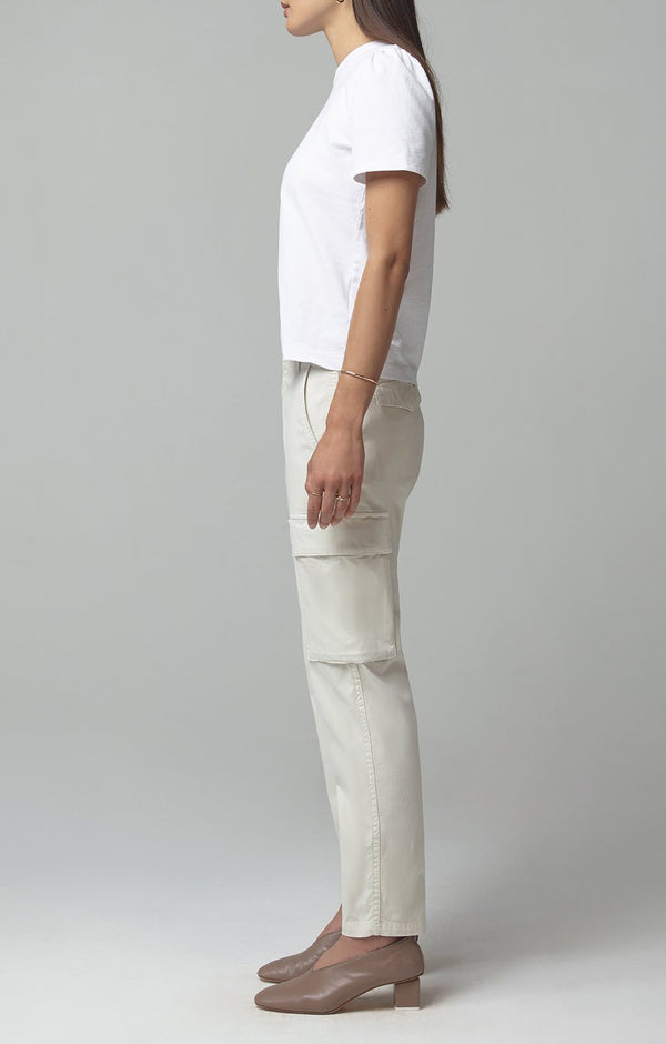 Gaia Pant in Biscuit