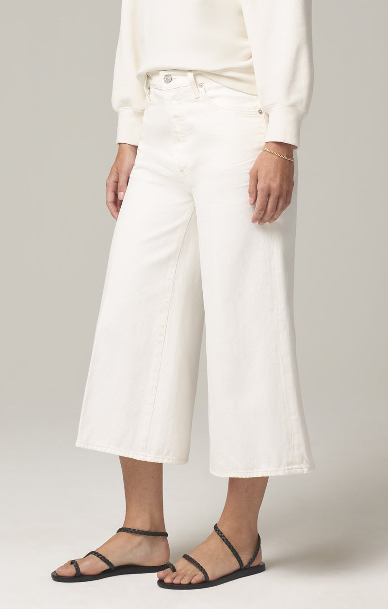 emily relaxed culotte perla side