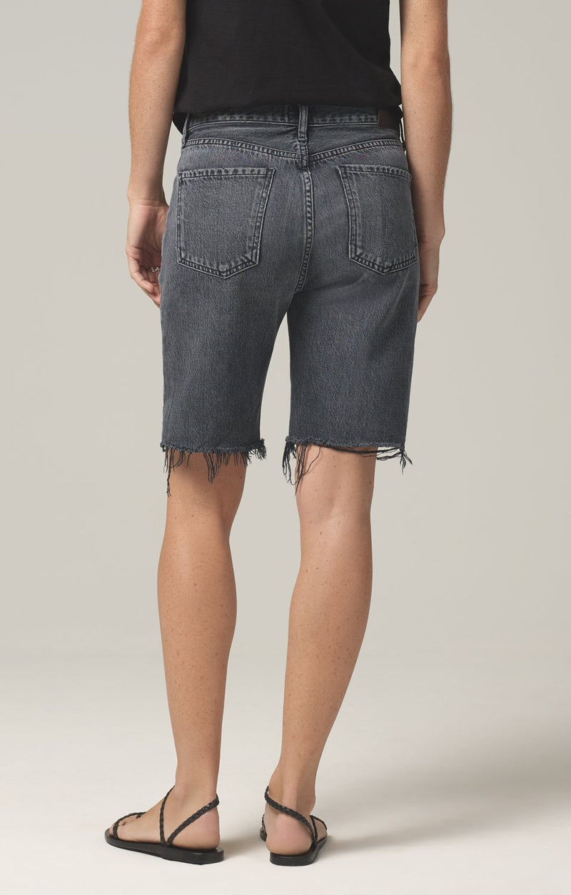 claudette mid length short closer back