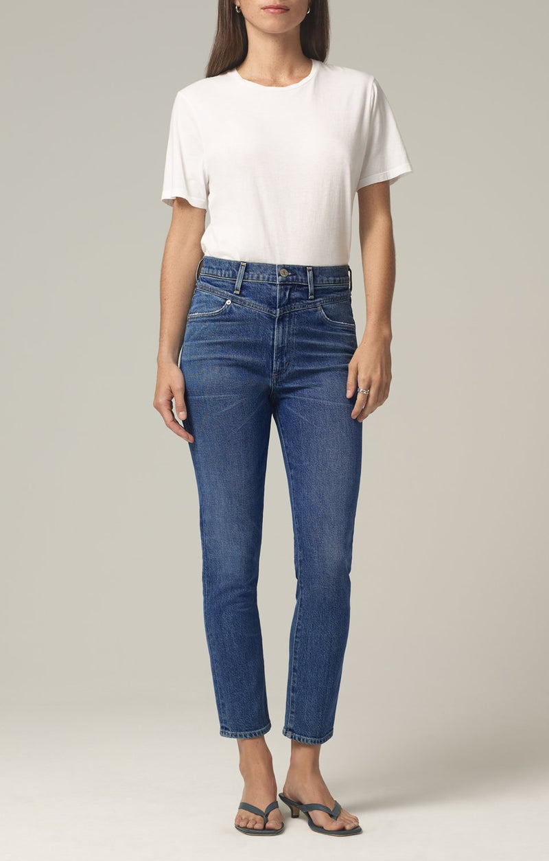 mia front yoke slim fit love song front