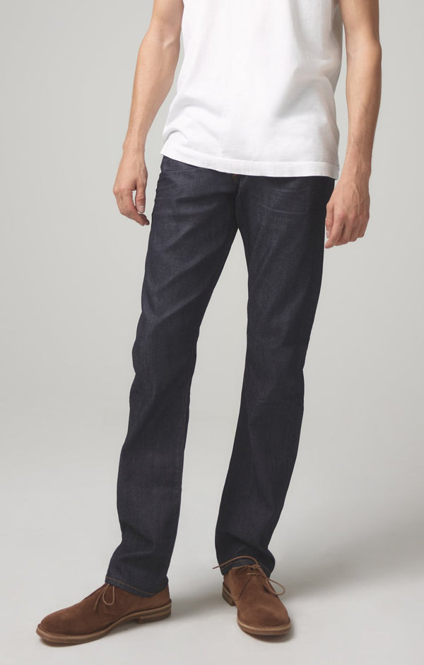 perfect casual straight fit lafayette front