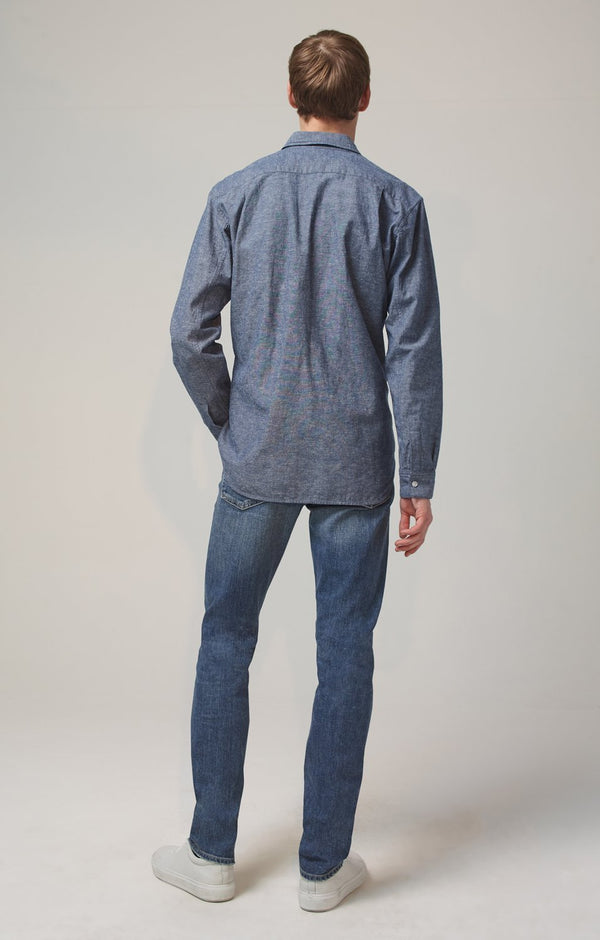 bowery standard slim fit aland back