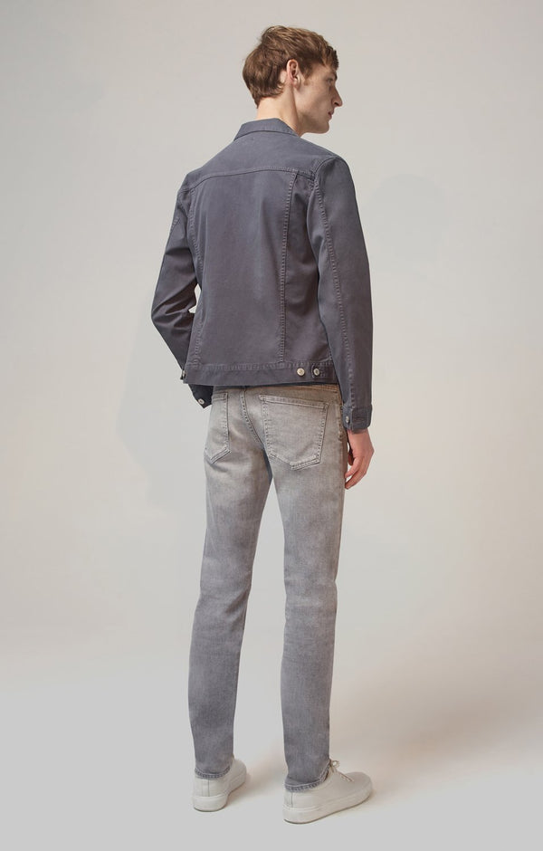 Noah Skinny Fit Perform Denim in Pavement