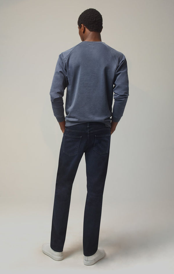 Gage Classic Straight Fit Perform Denim in Miles