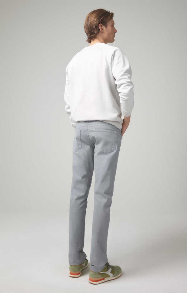 Bowery Standard Slim Fit Anywear Twill in Sandstone