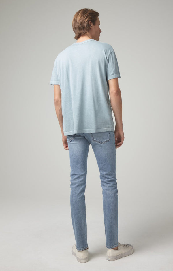 Noah Skinny Fit Denim in Vintage Blue