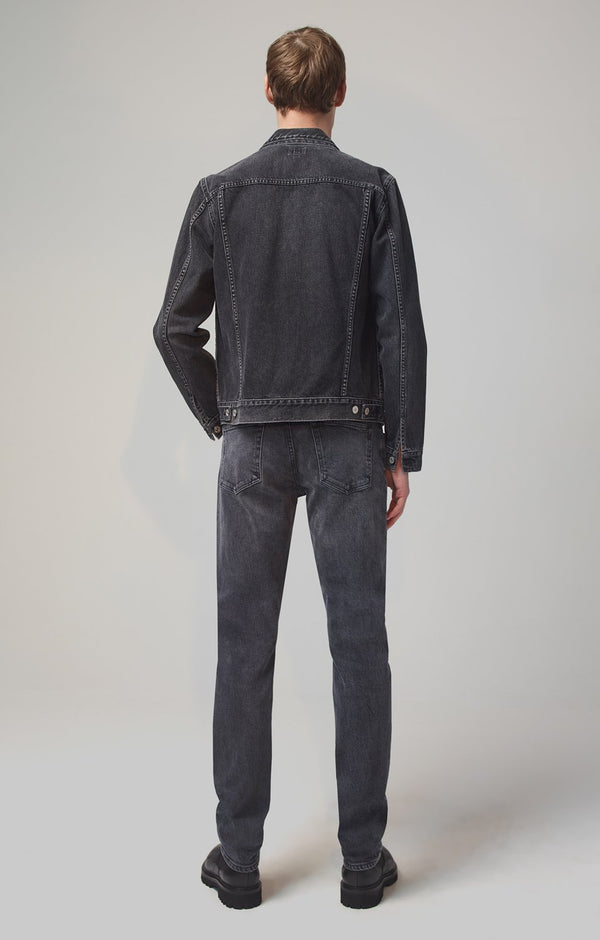 Bowery Standard Slim Fit Denim in Porter