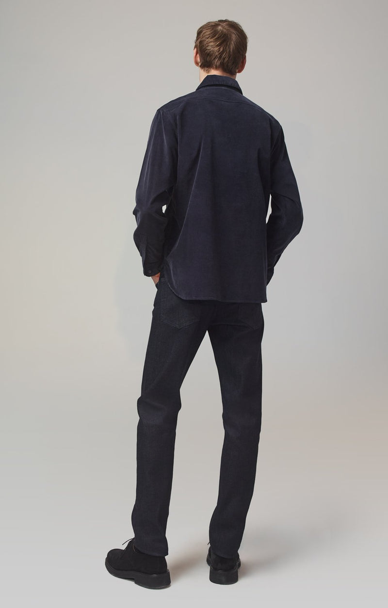 Bowery Standard Slim Fit Perform Denim in Orion