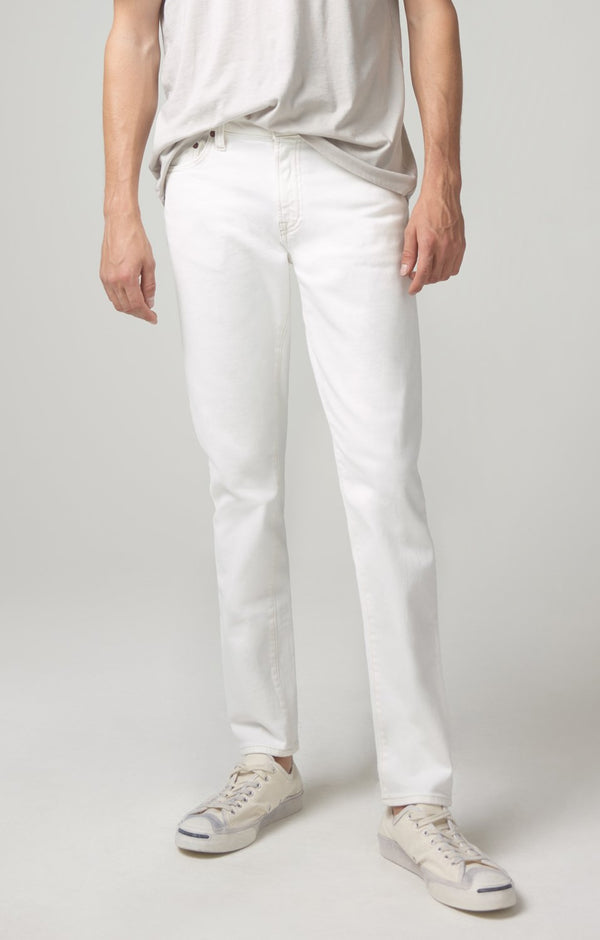 london slim fit white water front