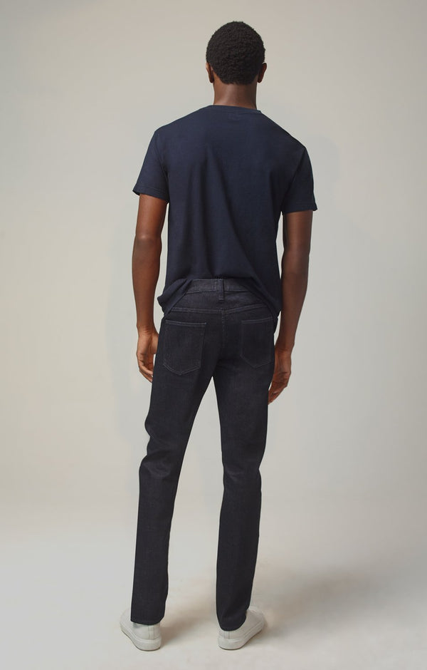 Gage Classic Straight Fit Perform Denim in Orion