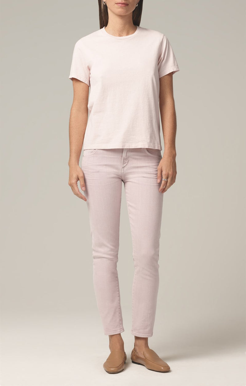frankie t shirt rose front