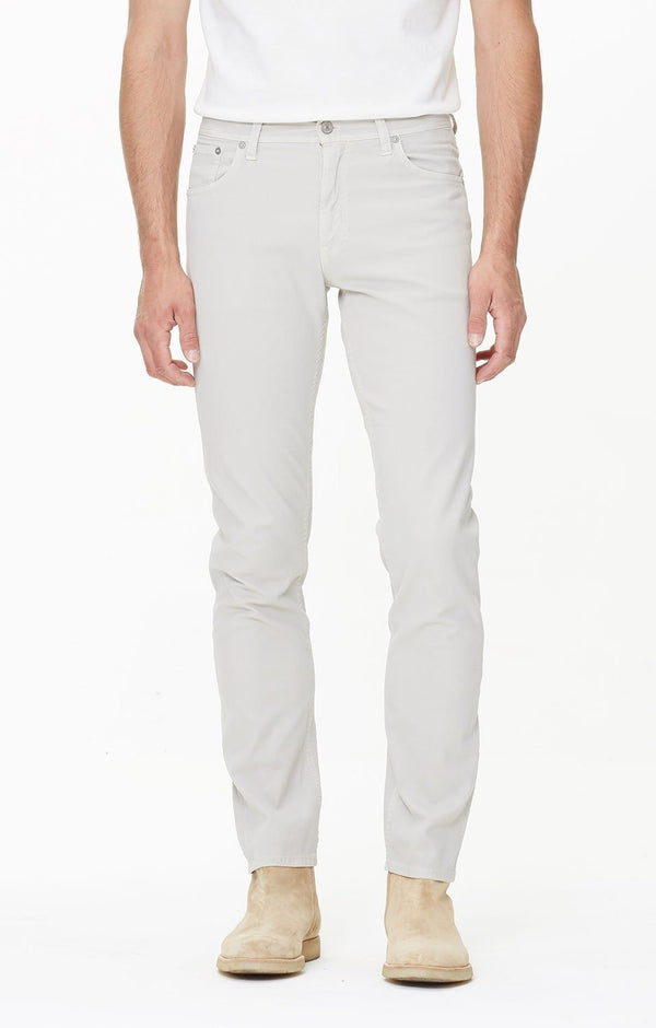 Bowery Standard Slim Fit Cord Lane in Horizon