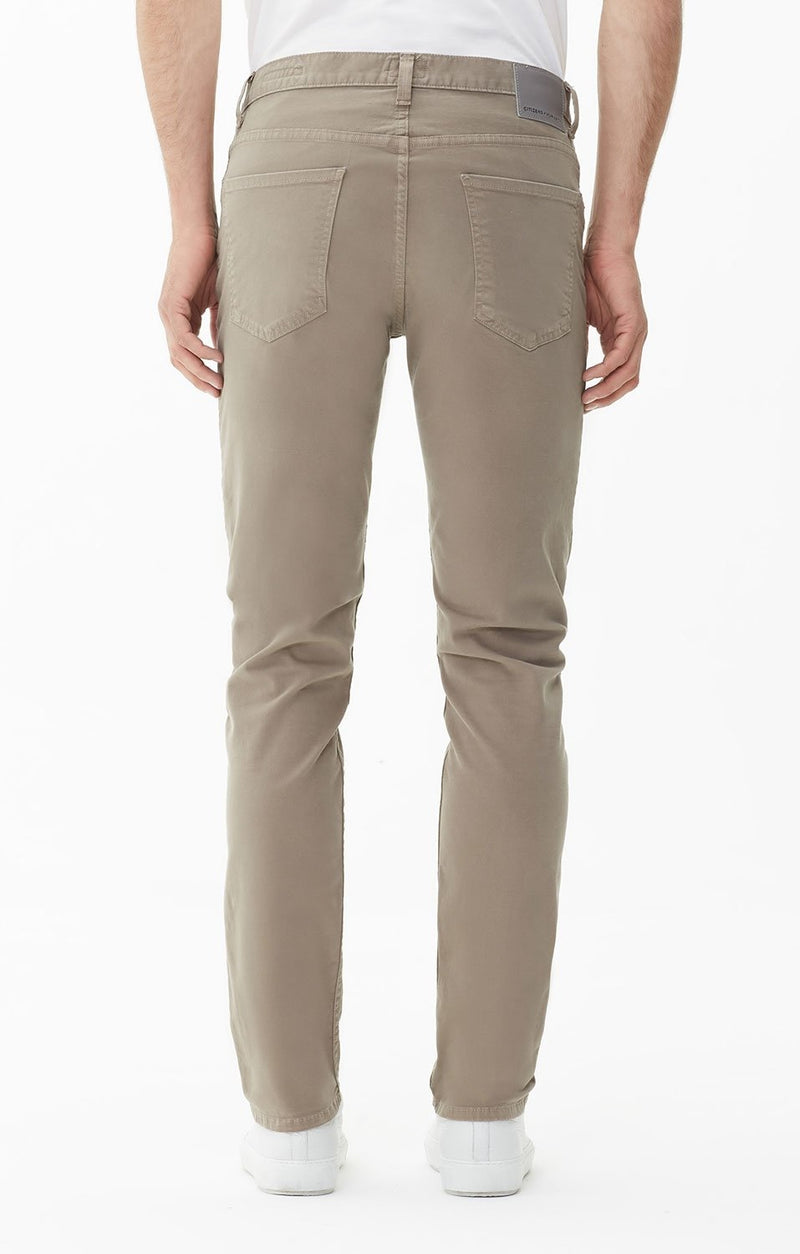 bowery standard slim fit siena back
