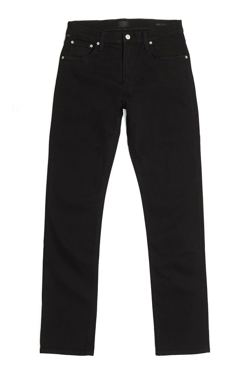Gage Classic Straight Fit Perform Denim in Parker