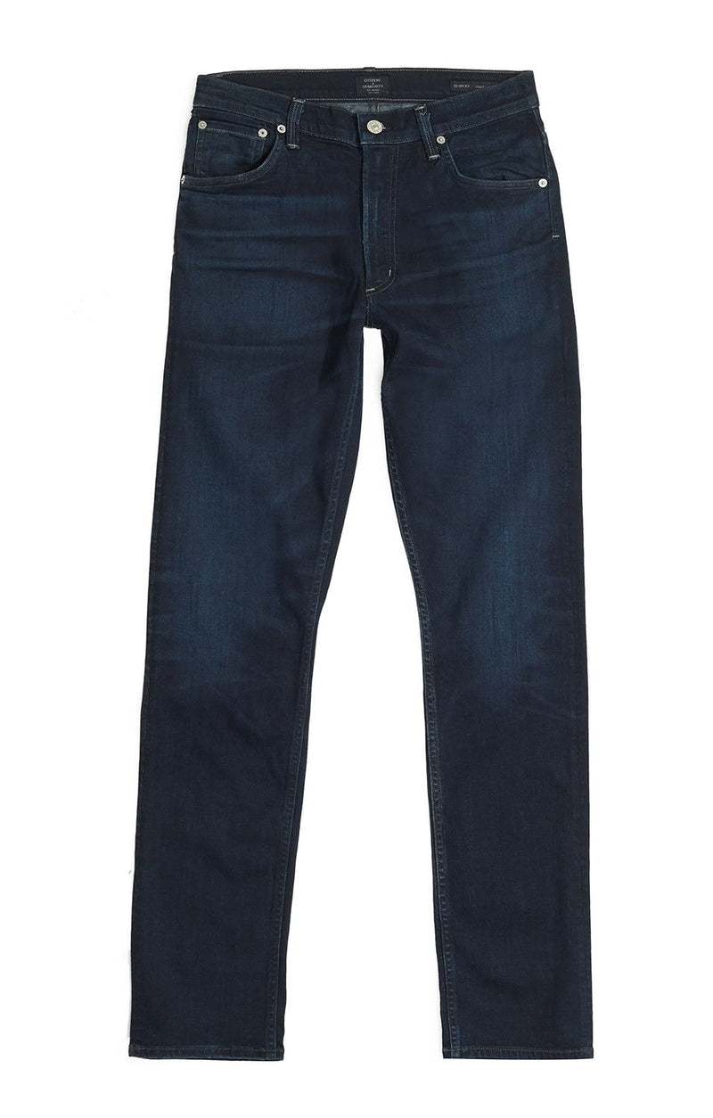 Bowery Standard Slim Fit Perform Denim in Miles