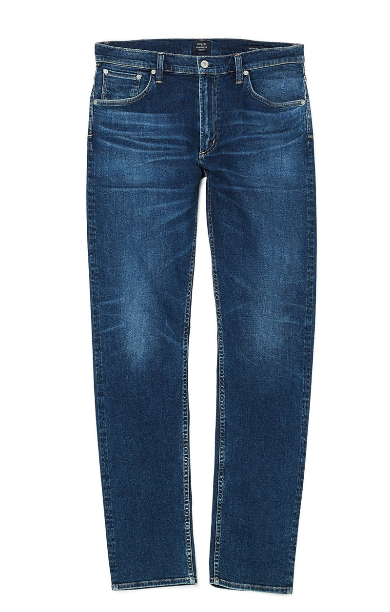 Bowery Standard Slim Fit Denim in Riverside
