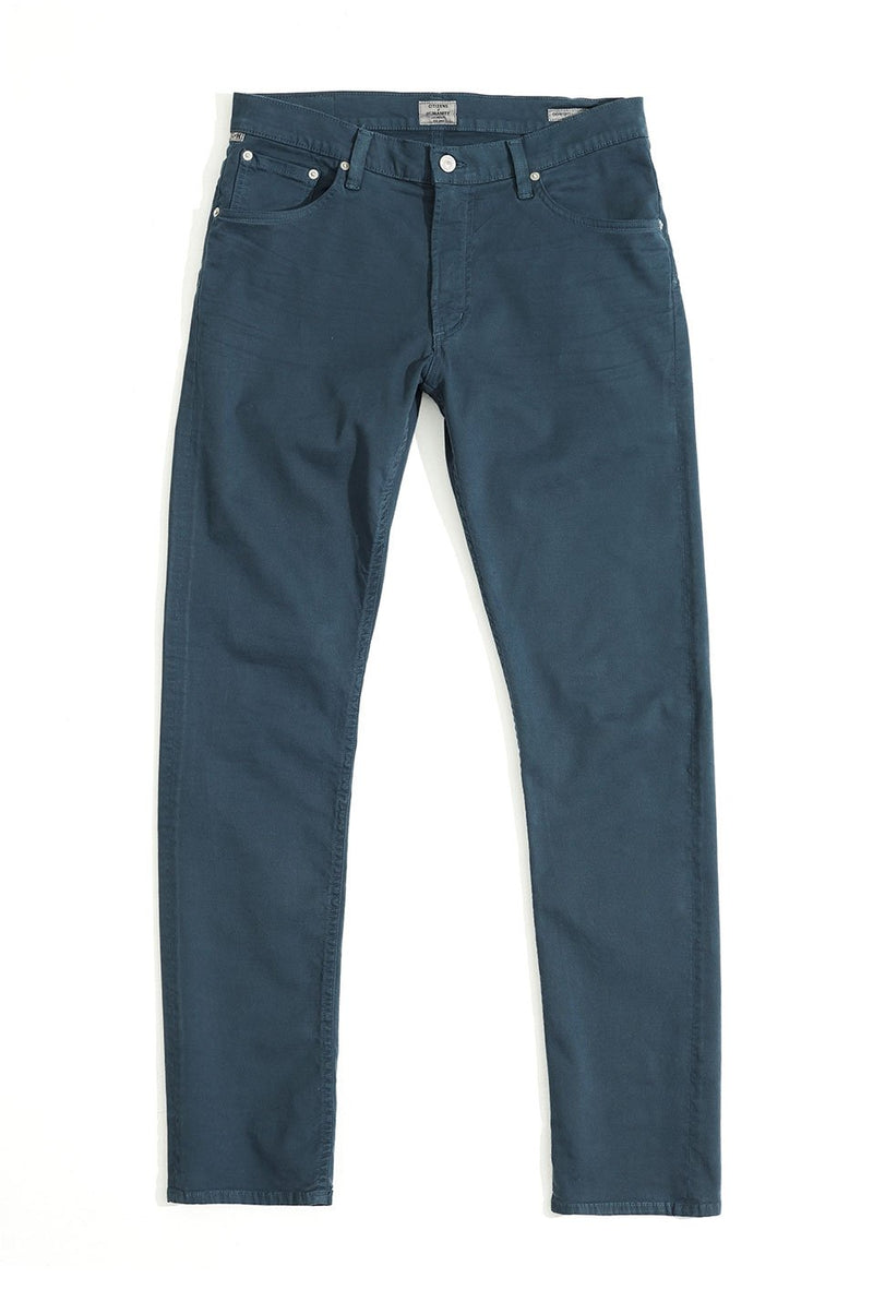 bowery standard slim fit deep dive back
